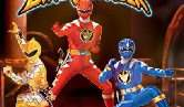 Power Rangers super eroi
